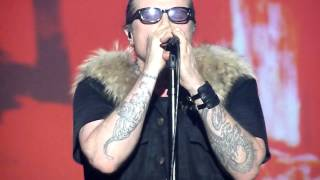 "The Cult - ""She Sells Sanctuary"" - Live at The Fillmore - 07-27-2013 - San Francisco, CA"