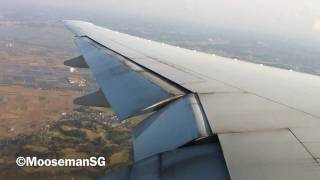 ✈ United Tokyo Narita Landing with ATC