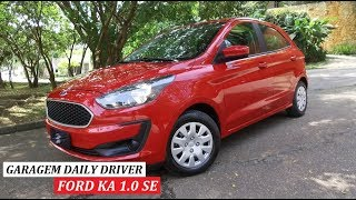Garagem do Bellote TV (Daily Driver): Ford Ka SE 1.0