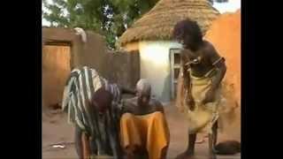Kurering mod hovedpine i Mozambique