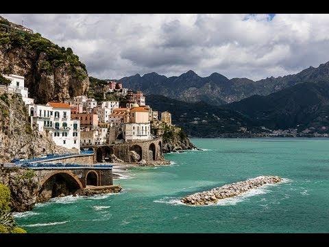 Naples, Sorrento and the Amalfi Coast