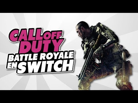 """Call Of Duty """"Battle Royale"""" directo a Switch   Switch News 24"""