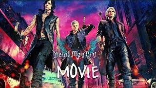 DEVIL MAY CRY 5 All Cutscenes (XBOX ONE X ENHANCED) Game Movie 1080p 60FPS