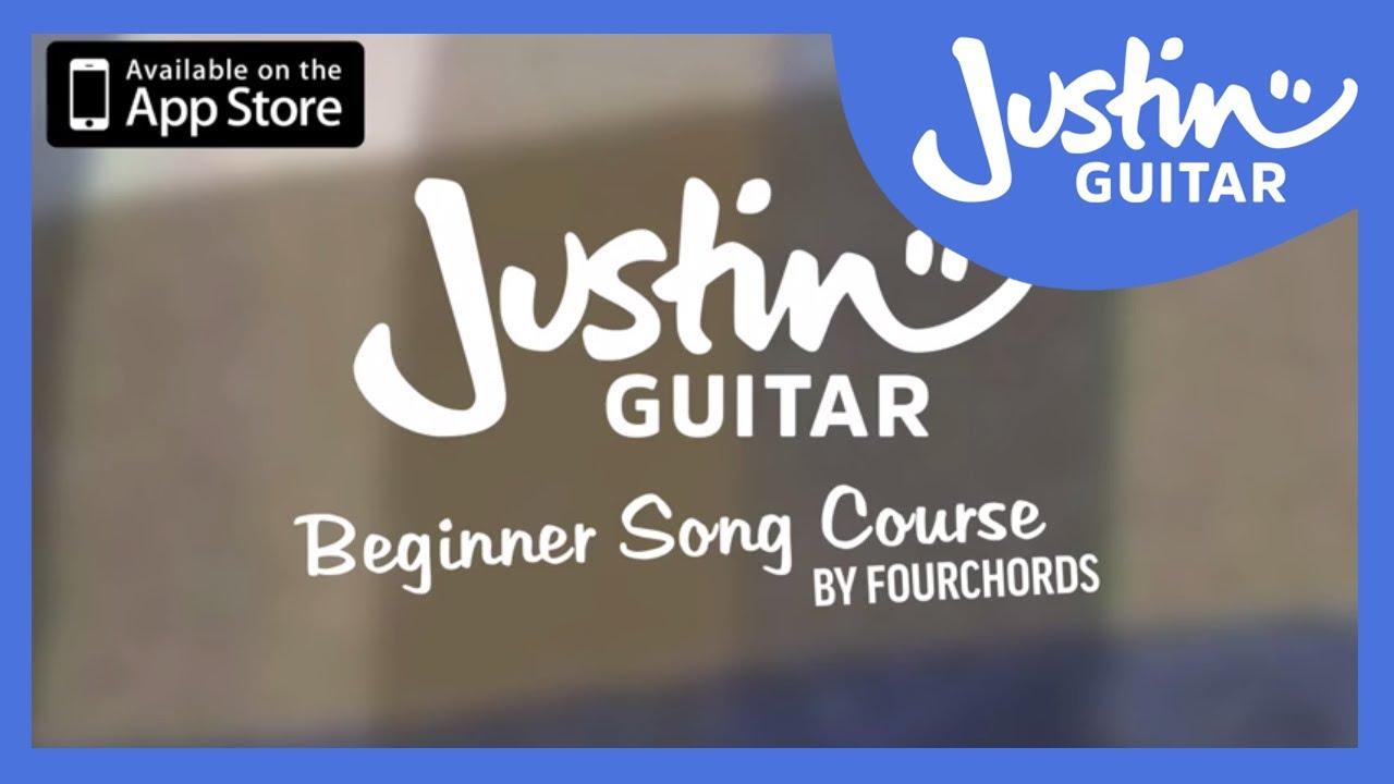 The justin guitar beginner song course by fourchords for ios the justin guitar beginner song course by fourchords for ios android justinguitar easy guitar song fandeluxe Gallery