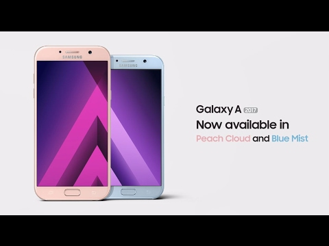 Samsung Galaxy A 2017: Now in 2 NEW colours
