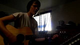 Mayday Parade - Your Song (acoustic cover by Adam Duell)