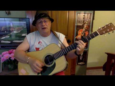 2249 -  If We Were Vampires -  Jason Isbell Cover  - Vocal -  Acoustic Guitar & Chords