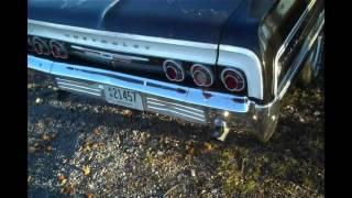 1964 Chevy Impala walk around