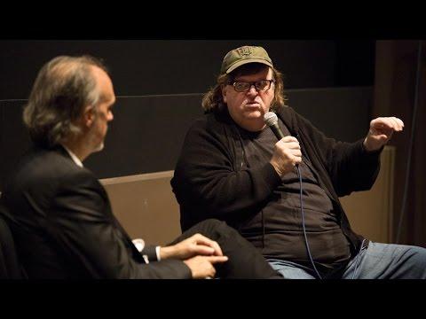 Michael Moore | HBO Directors Dialogue | NYFF53