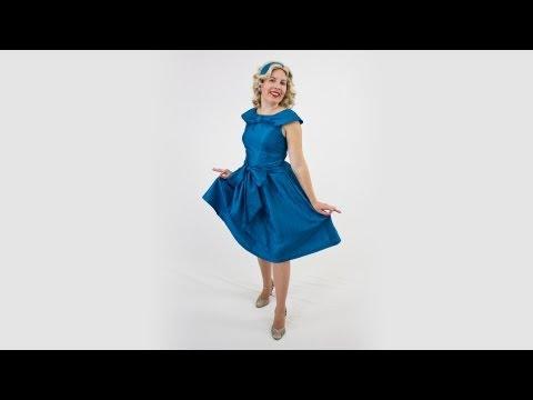 Simplicity Pattern 2444 - Betty Dress