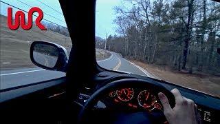2014 BMW X3 M Sport - Tedward POV Test Drive (Binaural Audio)