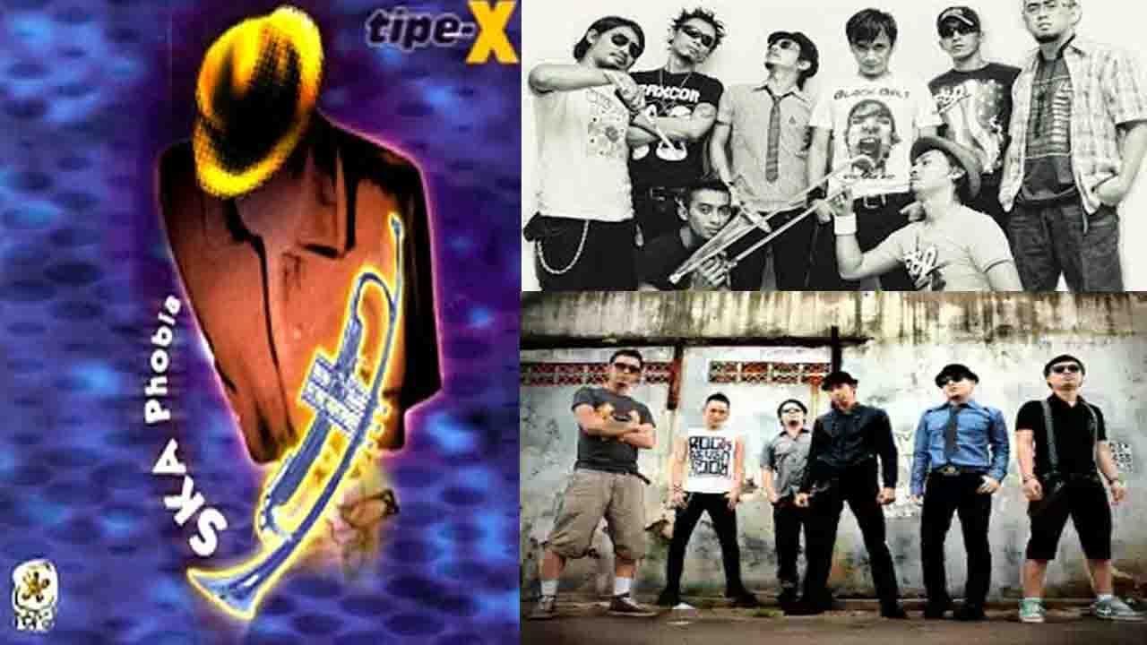 Tipe X Ska Phobia 1999 ( Full Album )