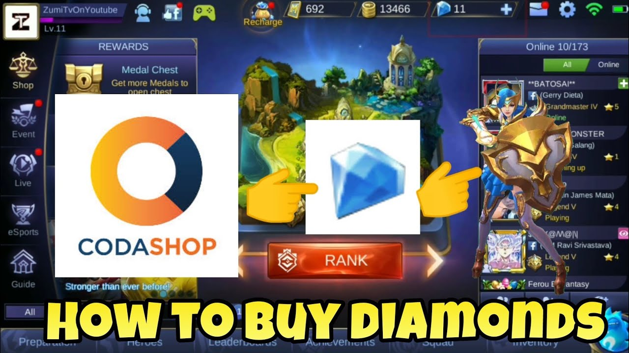 How to buy diamonds for mobile legends codashop philippines youtube how to buy diamonds for mobile legends codashop philippines stopboris Images