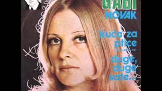 Gabi Novak - Kuća za ptice (Zagrebfest 1973.)