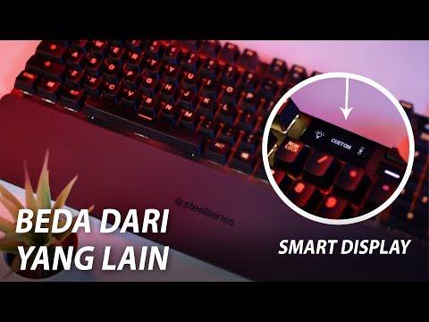 Keyboard Sultan Yang Bikin Auto Nabung!! 🤑🤑🤑   Review SteelSeries Apex Pro