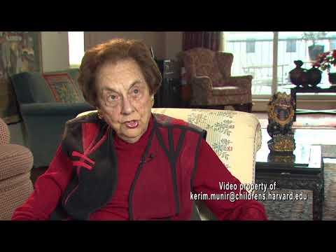 Dr Carola Eisenberg Interview with Dr. KM Munir, Cambridge, Massachusetts