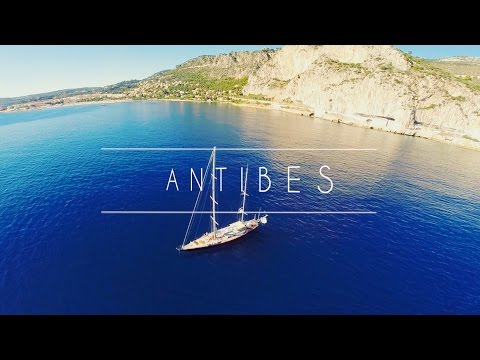 Antibes by Air