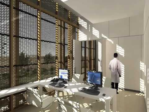 Virtual Tour of ADL Qatar Building