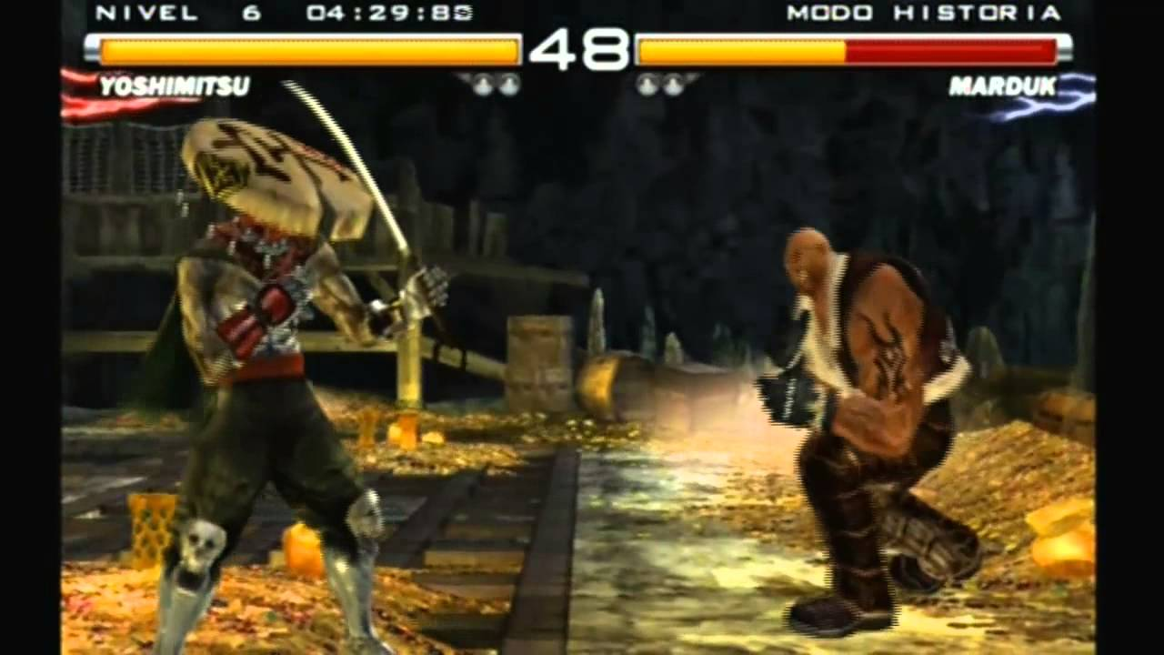 Tekken 5 Dark Resurrection Yoshimitsu Playthrough 1080p Hd By Onirockman