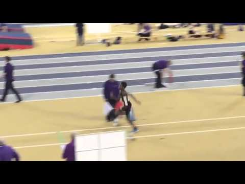 Miraji Ahmed breaks Scottish Athletics Record
