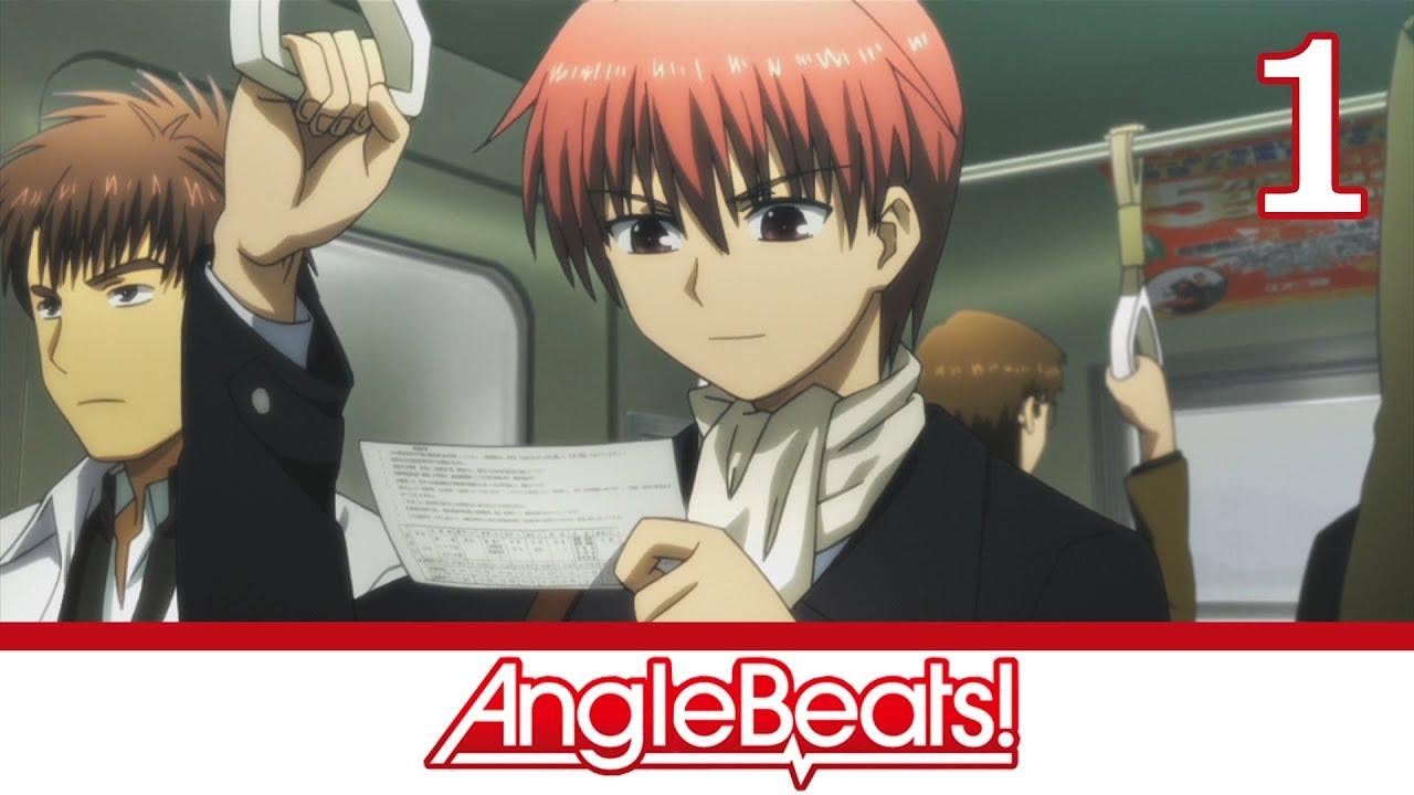 Angle Beats - Episode 1 (Angel Beats Abridged)