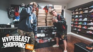 Download 15-Year-Old Millionaire Spends $14,000 Dollars Hypebeast Shopping! Mp3 and Videos
