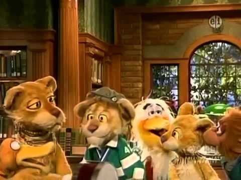 Between the Lions      Violet's Music   What Instrument Does Alvin Play   Full E