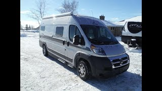 2018 Hymer Aktiv 2.0 (Sofa Bed) Class B Motorhome @ Camp-Out RV in Stratford