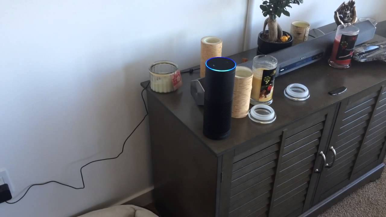 hacking amazon echo youtube. Black Bedroom Furniture Sets. Home Design Ideas