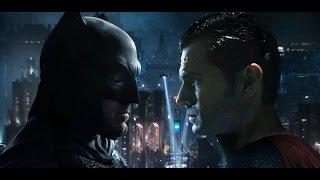 Batman v Superman International trailer