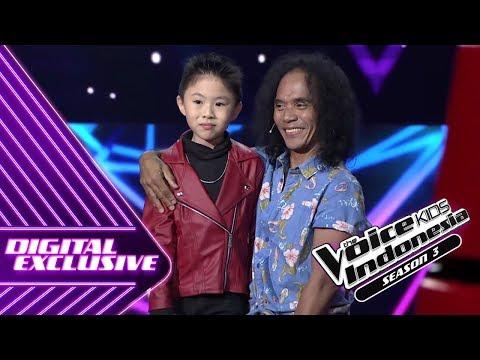 Ini Dia Duet Ter-CUTE! 😘 | Coach Duet #5 | The Voice Kids Indonesia Season 3 GTV 2018