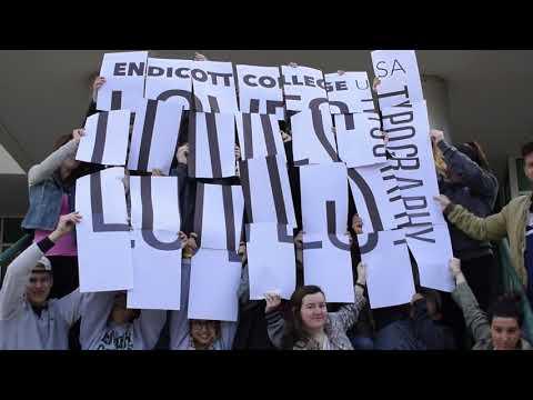 Type Unite 2018 - Endicott College
