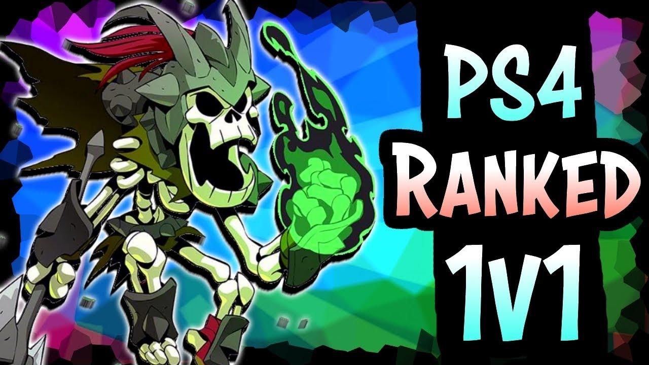 ▻ PS4 ◅ Ranked 1v1 • CLIMB to DIAMOND! • Brawlhalla
