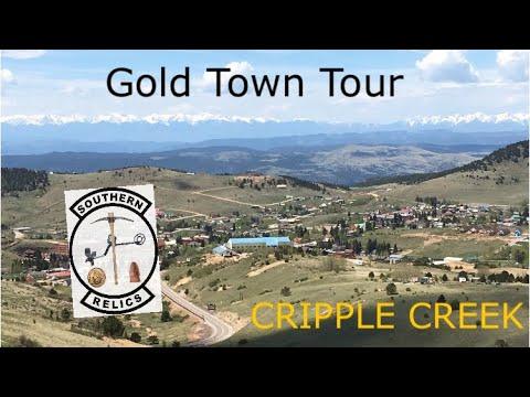 Cripple Creek Gold Town Tour