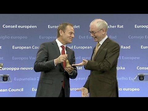 Poland's Tusk takes over EU helm