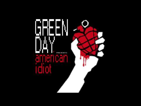 8-Bit Green Day - American Idiot