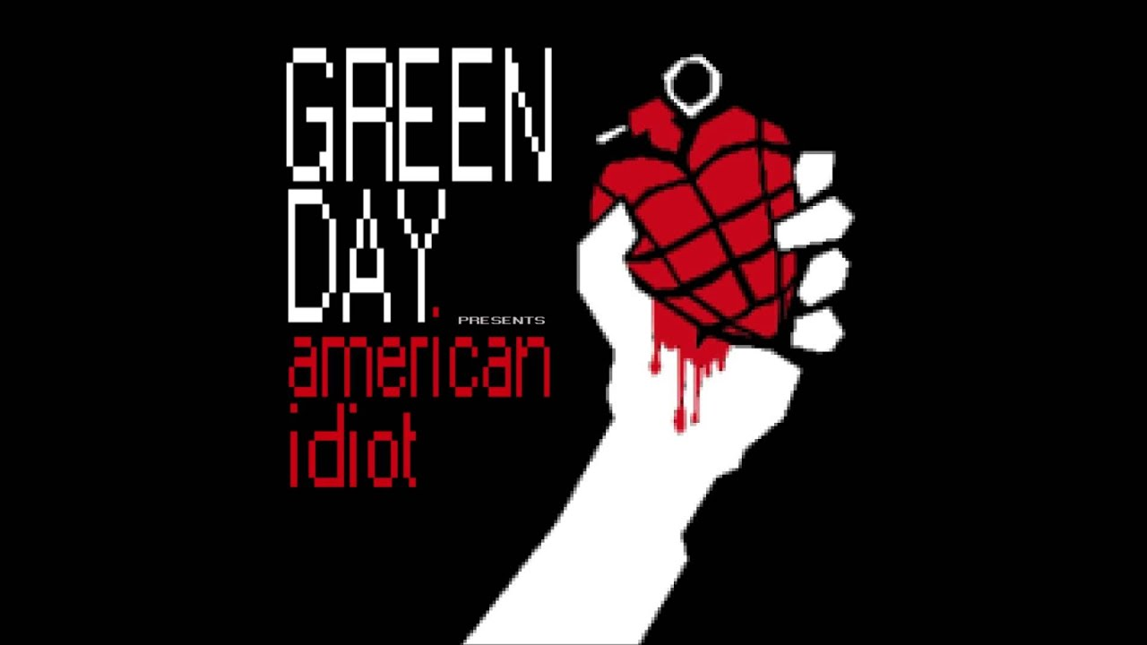 Fall Out Boy Wallpaper 2013 8 Bit Green Day American Idiot Youtube