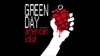 8-Bit Green Day - American Idiot