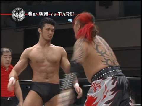 BML - Katsuyori Shibata vs TARU