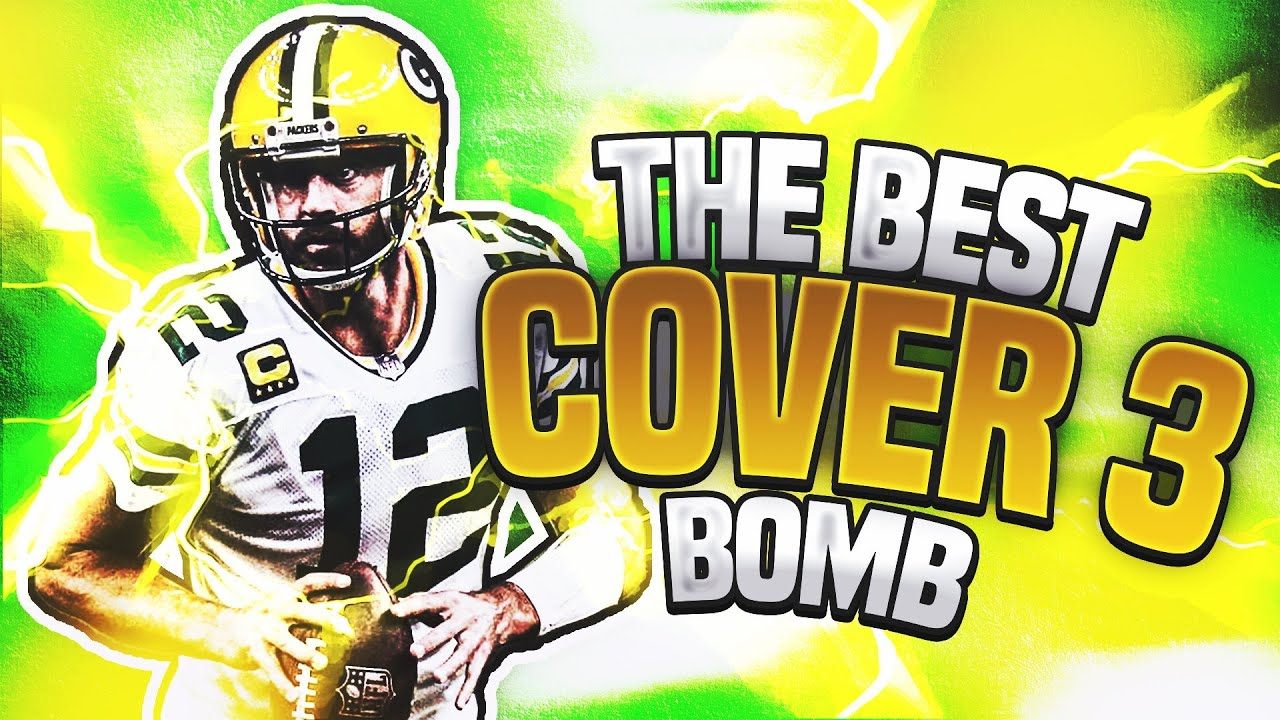 How To Score In 1 Play vs. Cover 3 (Madden 21 Tips)