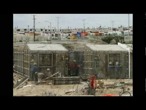 Mass Housing Construction Using Handset Aluminum Formwork