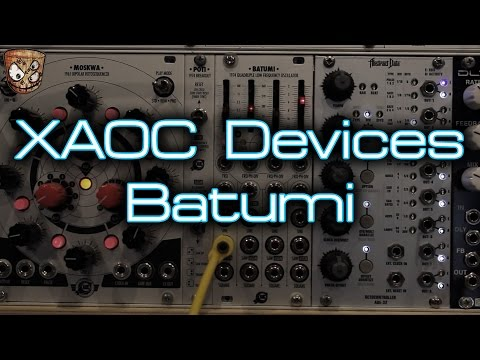 XAOC Devices - Batumi
