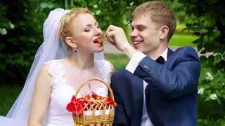 Свадьба в саду имени Н. Э. Баумана 14 июня 2013