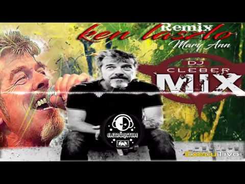 Dj Cleber Mix Feat Ken Laszlo - Mary Ann (Remix 2017) Extended