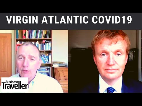 Virgin Atlantic after COVID19 interview John Strickland, Aviation Consultant - Business Traveller