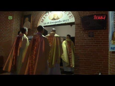 Reportaż: Uroczystości u św. Brata Alberta w Bartoszycach