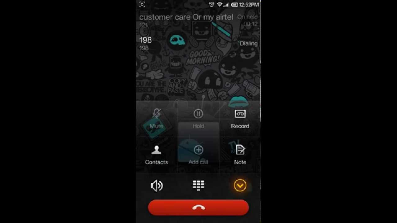 How to make conference call on redmi 1s