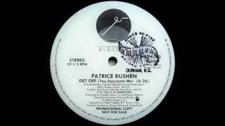 Patrice Rushen-Get Off (You Fascinate Me)