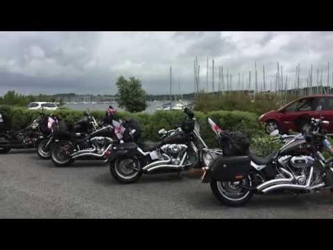 Solihull Harley Trip to France & Spain 2016