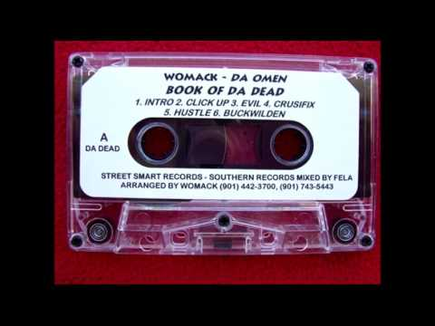 Womack The Omen - Book Of The Dead (Full Tape)